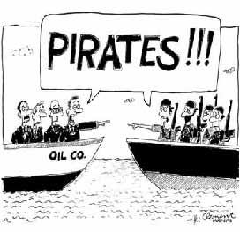 pirates comic